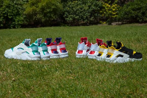 sports shoes ec2b1 44c97 air huarache paris