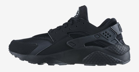 huge selection of 92a3c 8fb5a Nike Air Huarache 'Triple Black' - Restocked - WearTesters