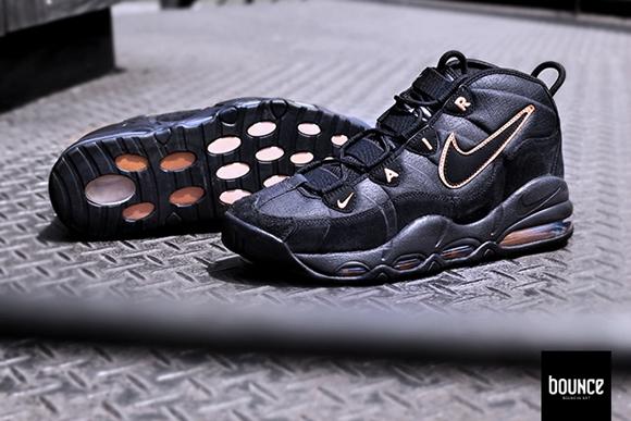 Comprar Zapatillas Nike Air More Uptempo Hoyas Grigio Marino