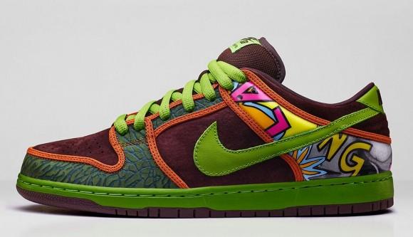 Nike Dunk Low Premium SB 'De La Soul' - Release Information-4