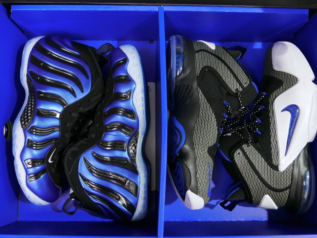 ffcc05a71ac nike foamposite box for sale