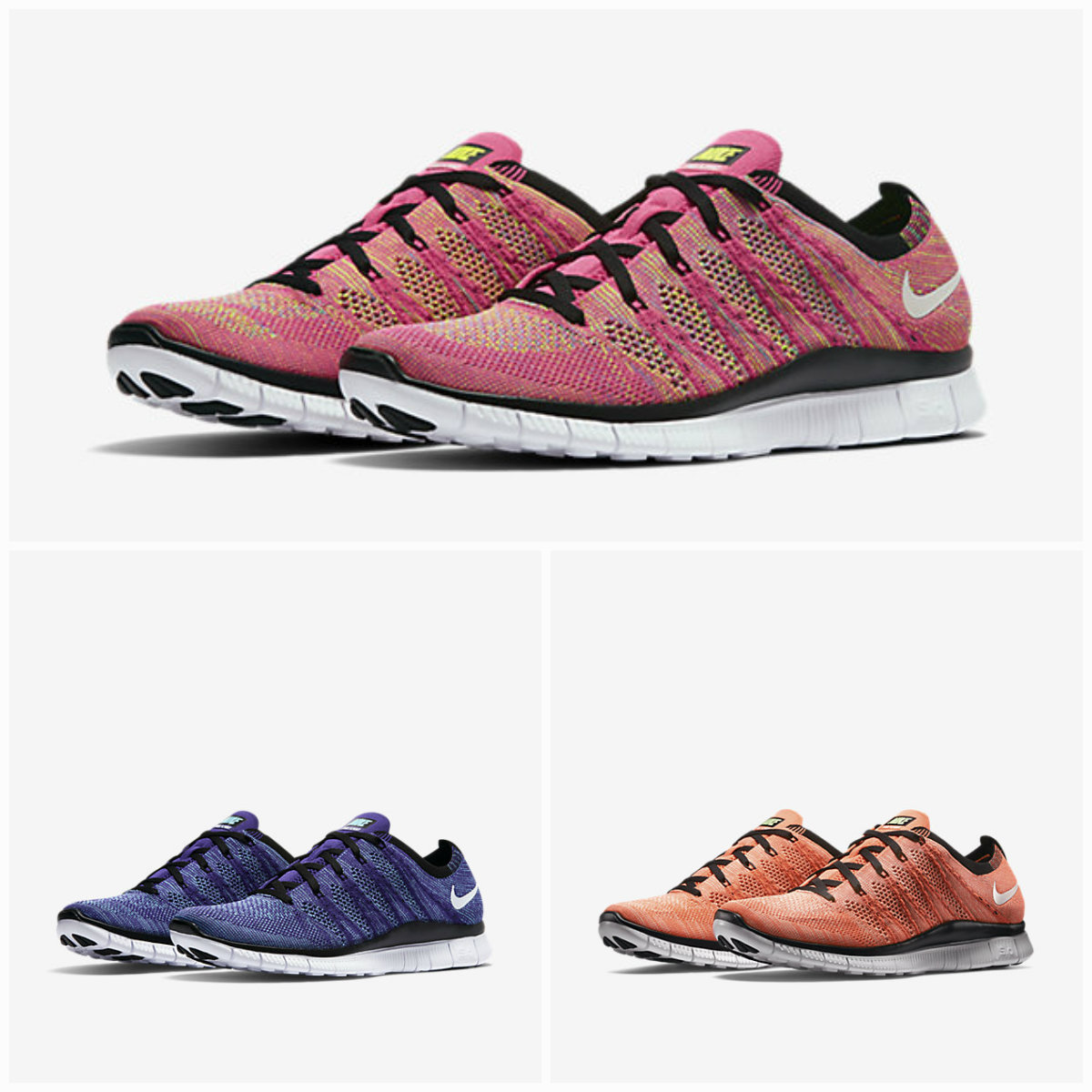Nike Free Flyknit NSW – Available Now
