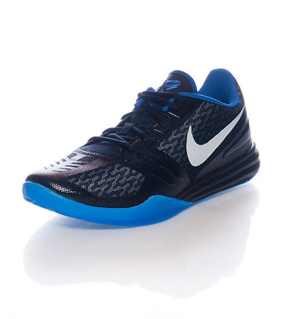 Nike KB Mentality Goes Black/ Royal