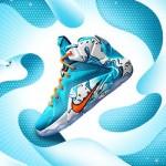 Nike LeBron 12 GS 'Buckets' 1