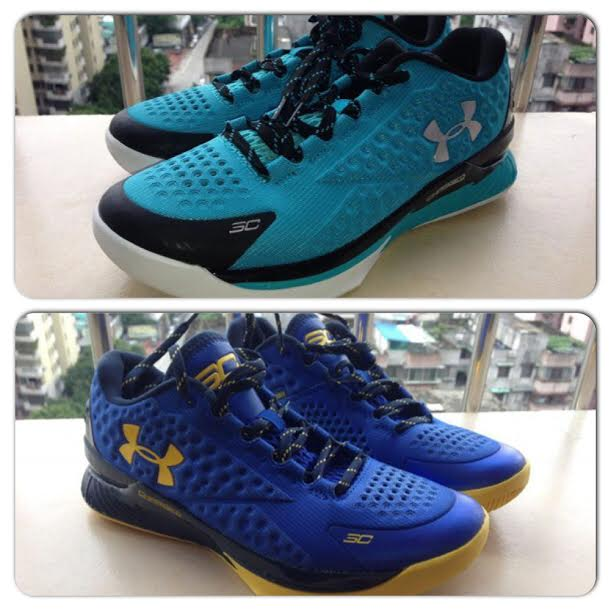 Quick Look at Two Upcoming Under Armour Curry One Low Tops