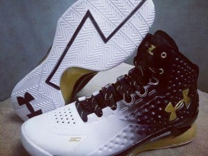 Under Armour Curry One 'MVP' - Another Look 1