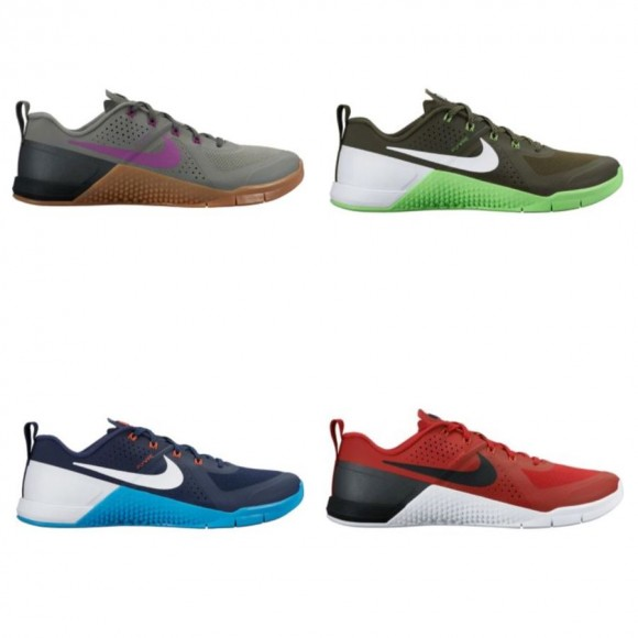 Upcoming Colorways of the Nike Metcon 1 Trainer - WearTesters