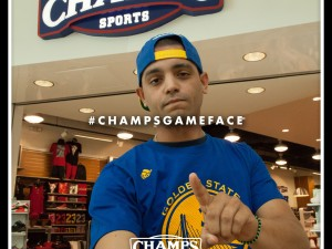 Win a trip for four to 2015 NBA Finals Game 4 from Champs Sports