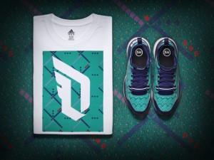 adidas D Lillard 1 - Official Look + Release Info 1
