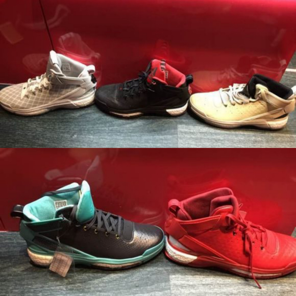 Adidas D Rose 6 Boost China Shoes New Classical