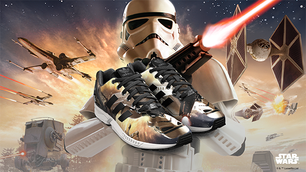 Adidas Flux Star Wars