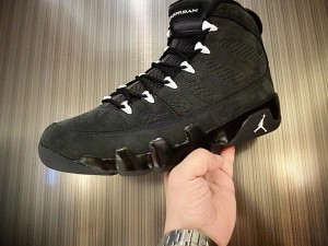 air jordan 9 anthracite 3