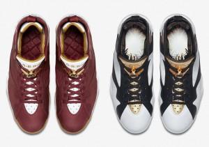 45d2486d1c2295 Air Jordan 7  Championship Pack  - Official Images - WearTesters