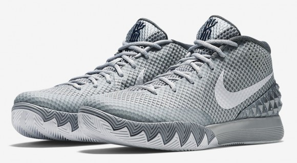 the latest 40e75 ec75a Nike Kyrie 1 'Wolf Grey' - WearTesters