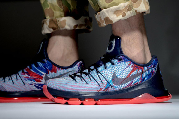 Low Price Nike Kd 8 - A Detailed On Foot Look At The Nike Kd8 July 4th