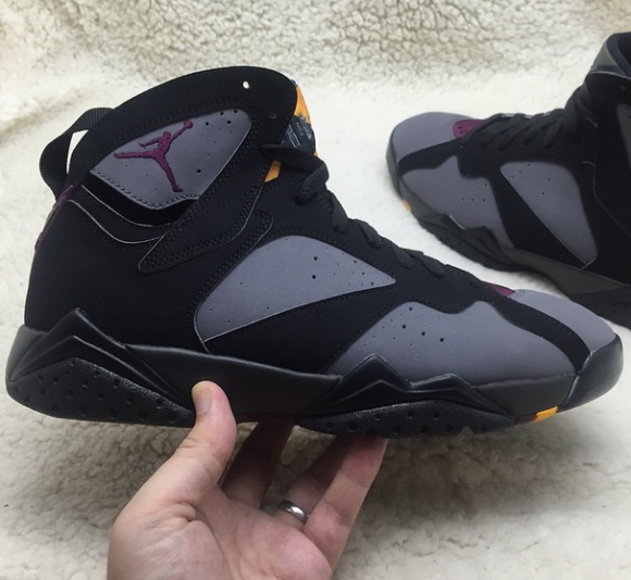 Air Jordan 7 Retro 'Bordeaux' Gets Remastered for 2015 1