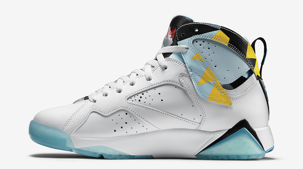 ... Air Jordan 7 Retro N7 - Official Look 2 ...