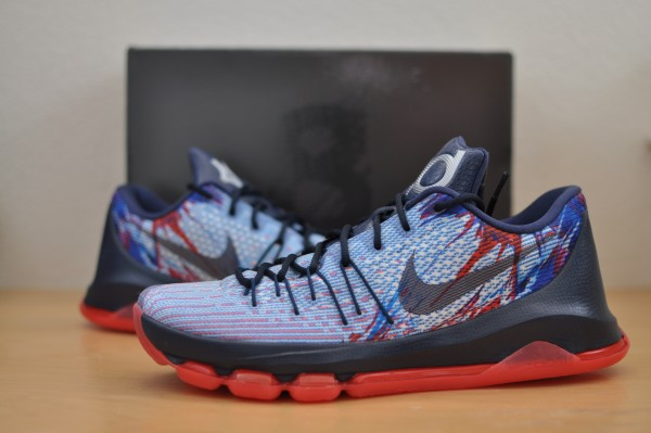 official photos 78051 458f9 Nike KD 8 - First Impression - WearTesters