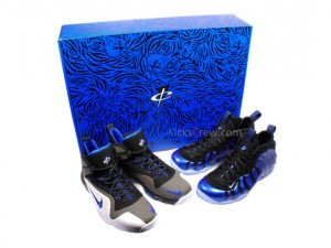 Detailed at The Nike Air Penny Pack 2