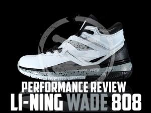 Li-Ning Wade 808 Performance Review Main