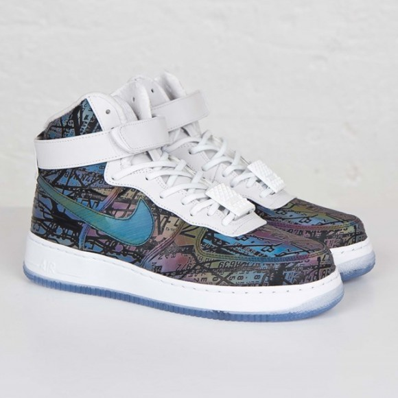 Nike Air Force 1 Hi 'Quai 54' Available Now WearTesters