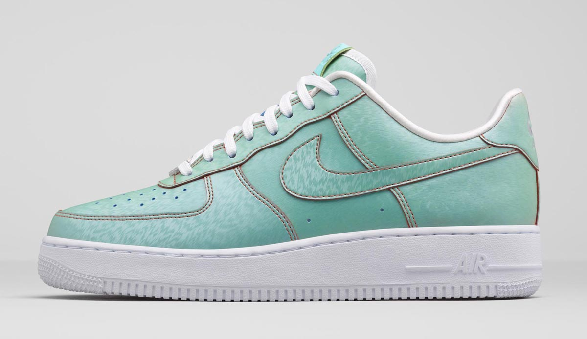 Nike Air Force 1 Color