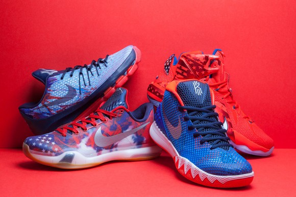 Nike Basketball '4th Of July' Collection