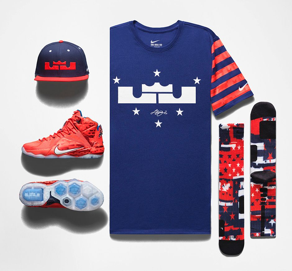 Nike Basketball 4th of July Collection - WearTesters