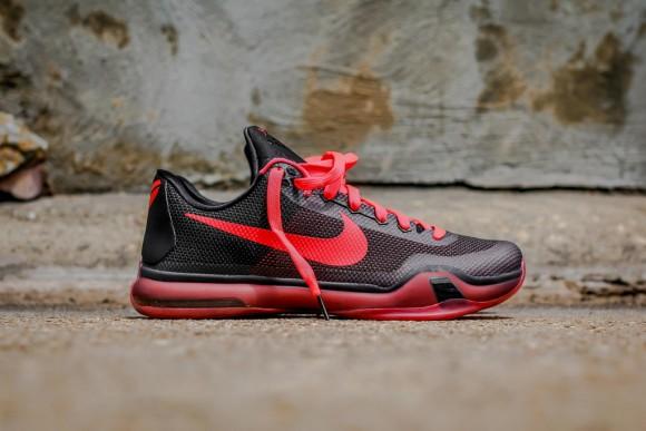 Nike Kobe X 'Bright Crimson'-1
