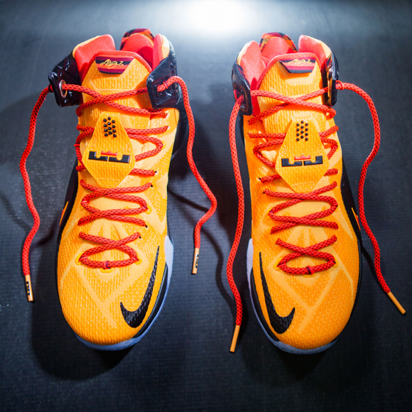 hot sale online 8be65 c67a1 lebron 12 witness