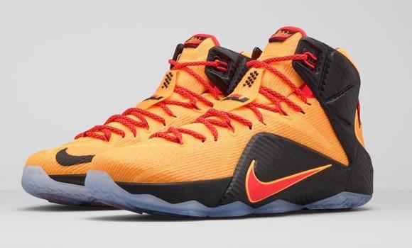Nike LeBron 12 'Witness'