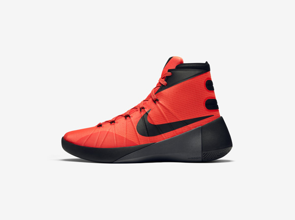 new products 3d167 e72c8 ... nike hyperdunk 2015 flyknit yellow orange ...