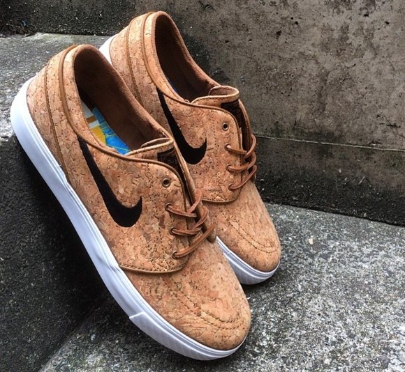 new product 3687a bc70e Cork Takes Over This Nike SB Zoom Stefan Janoski - WearTeste