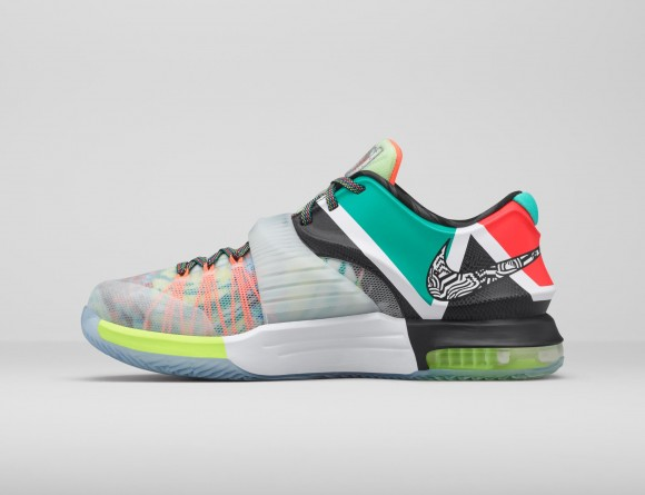 Nike Unveils The 'What The' KD 7 - WearTesters