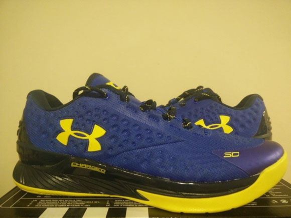 Under Armour Curry One Low 'Home - Release Date 1