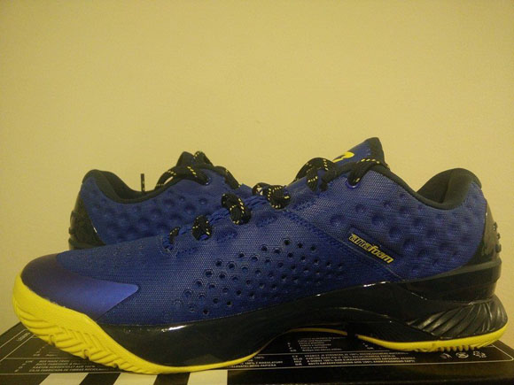 Under Armour Curry One Low 'Home - Release Date 2