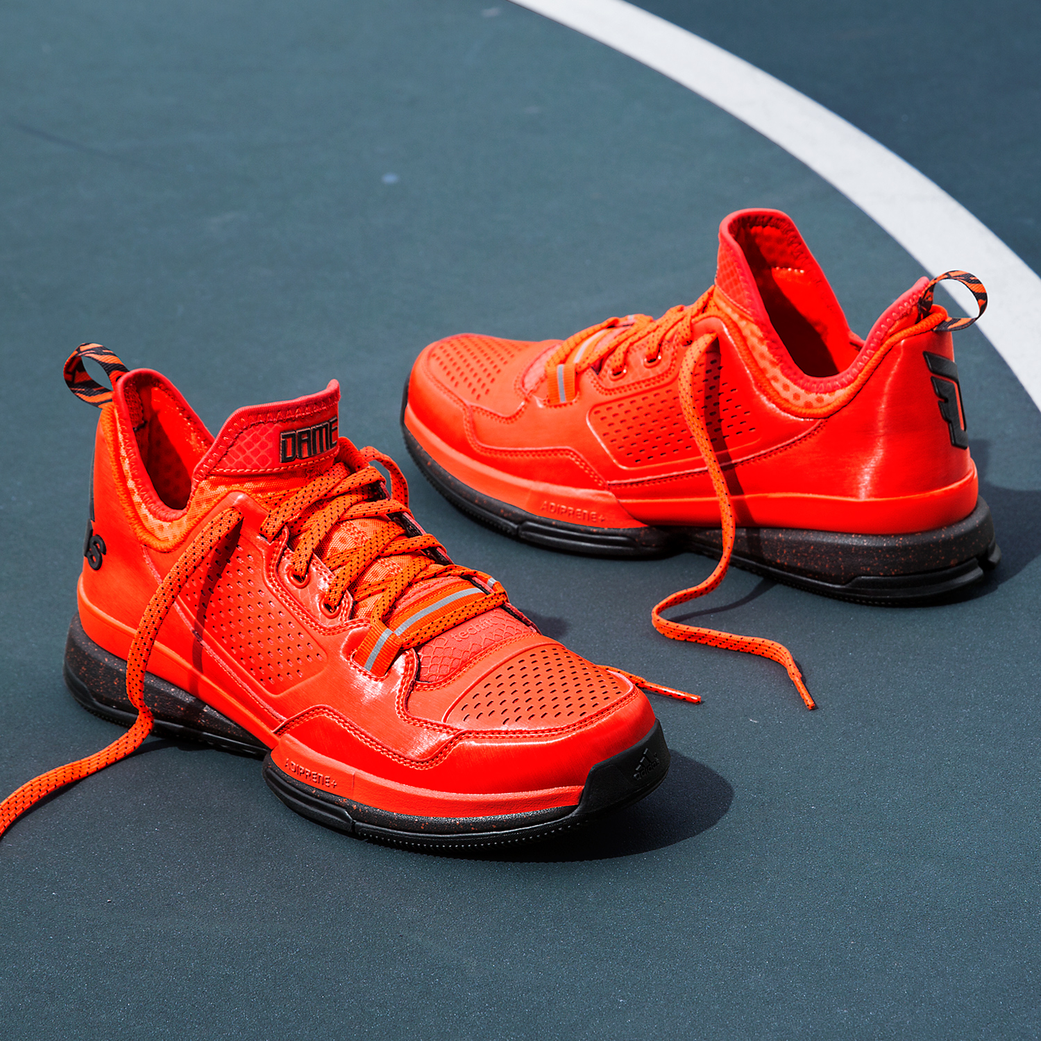 adidas D Lillard 1 'Take on Summer' 1