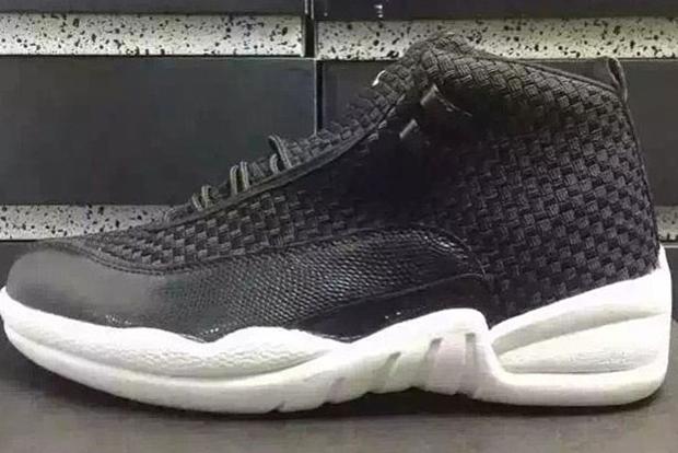 3d61f5e5622 Air Jordan 15Lab12 'Black/White' - WearTesters