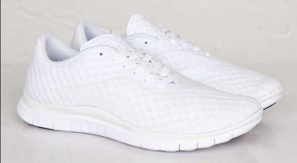 An All-White Nike Free Hypervenom Low Releases Just in ...