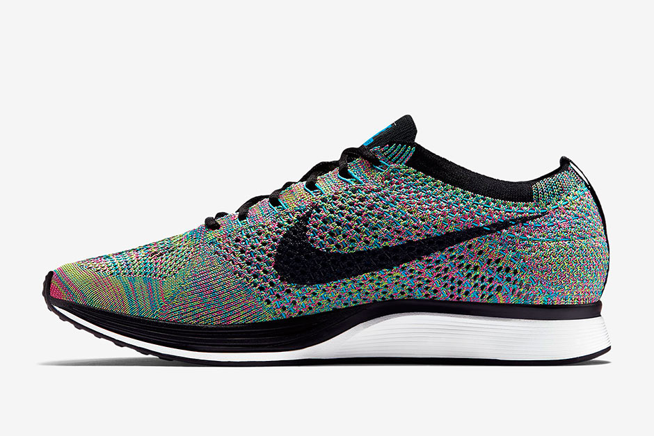 Nike Flyknit Racer Version Multicolore 2015 Cadillac GGTiWYHY