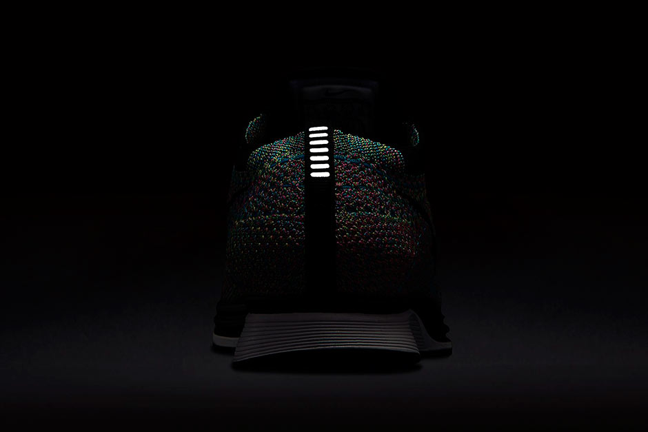 Nike Flyknit Corredor Multicolor 2,0 Poste De Singapur