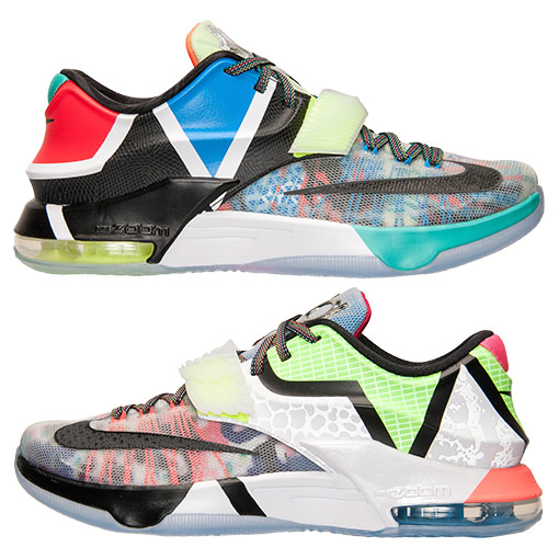 newest collection a4800 8793d Nike What The KD 7 - Links Available Now - WearTesters