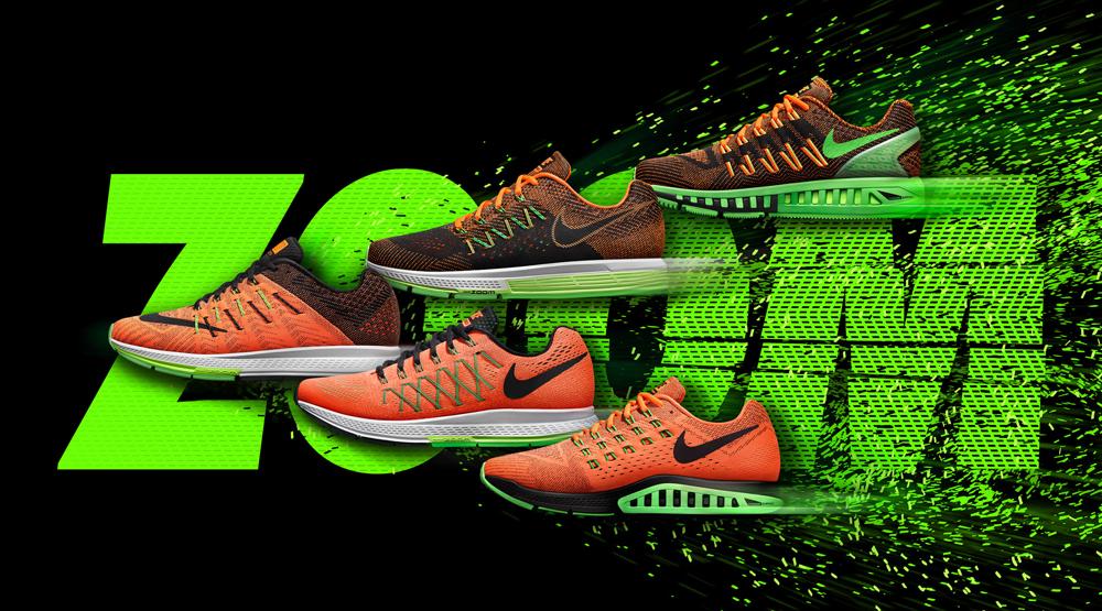 comprar mejor Mitad de precio vista previa de Faster and Faster With Nike Zoom Air Collection - WearTesters