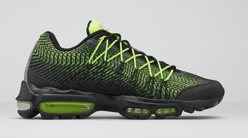 Stealthy Tones On The Nike Air Max 95 Ultra SE