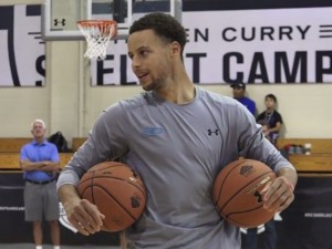 A Look Inside the Stephen Curry SC30 Select Camp