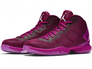 A Preview of The Jordan Super.Fly 4 In A New Color 1
