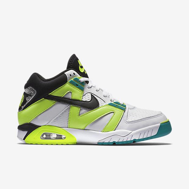 Gimnasta cola tuberculosis  The Nike Air Tech Challenge 3 Returns Close to Original Form - WearTesters