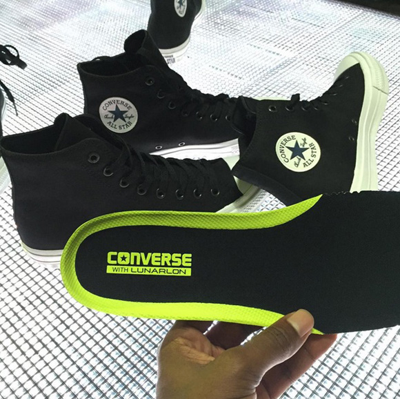 Converse Unveils The Chuck Taylor II 2