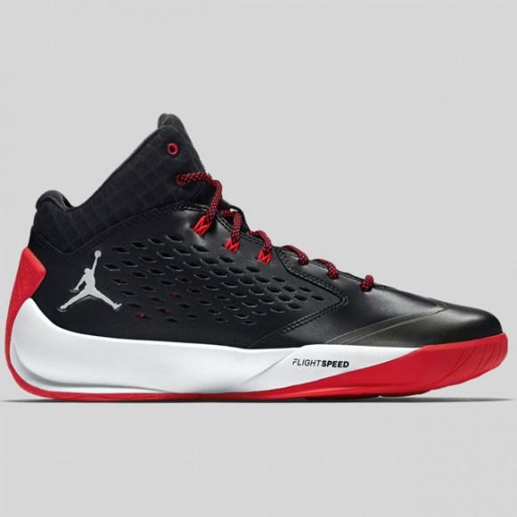 Nike Jordan Rising Up X Black White Infrared 23