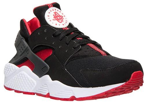 Nike Huarache Nere E Fucsia